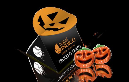 Halloween duo box