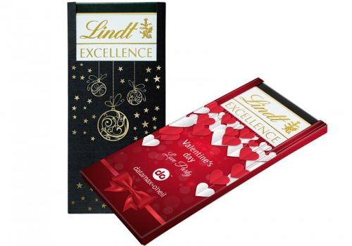 Lindt Excellence Chocolates 100 g