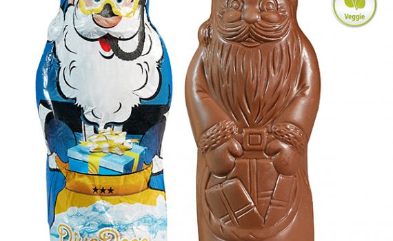Maxi Chocolate Santa Claus