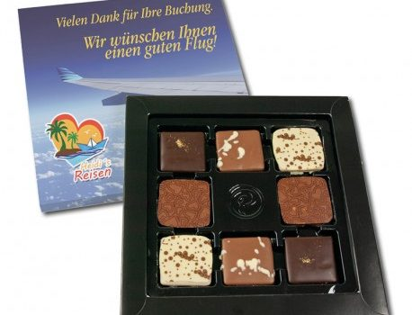 Praline box – 8 pieces