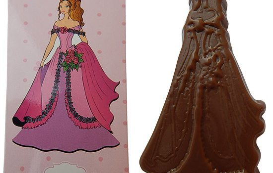 Chocolate 17g in a box - Princess