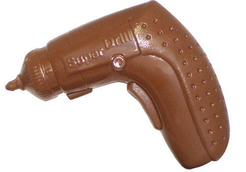 Chocolate Drill 250g