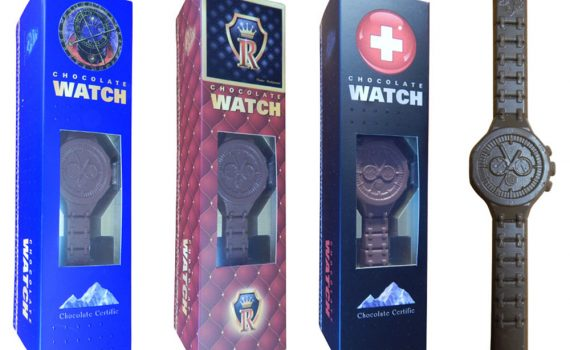 Chocolate Watch 65g - Mix of designs