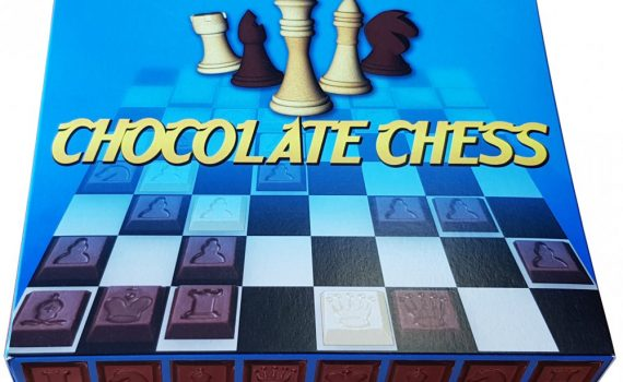 Chocolate chess 125 g