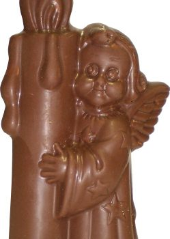 Christmas Chocolate Angel 50g