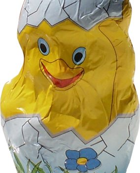 Easter Chocolate Chicken 50g