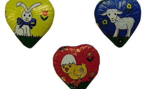 Heart 24g - Easter