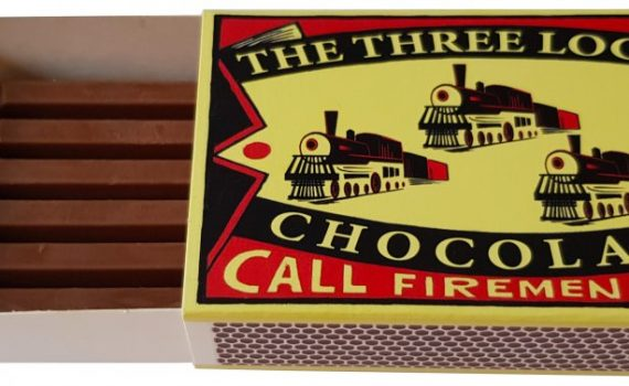 Promotion Chocolate Matches 44g