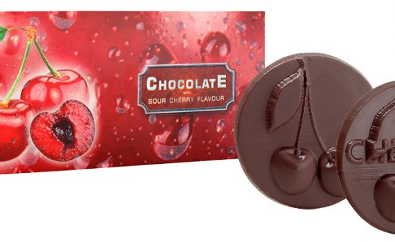 Promotional envelope 70g - Cherry