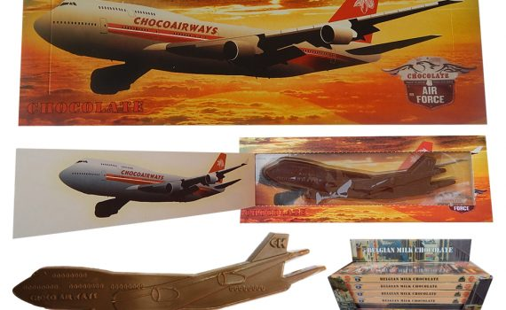 Transport 100g - Chocolate Boeing