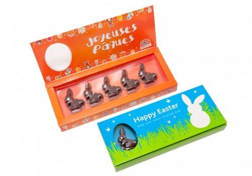 5 Easter Bunnies