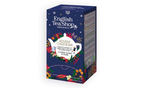 Advent tea calendar 50 g