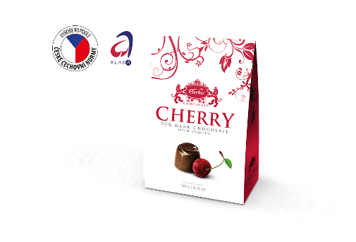 CHERRY - Chocolate cherries 120 g