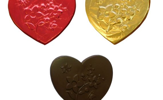 Chocolate Heart 170g