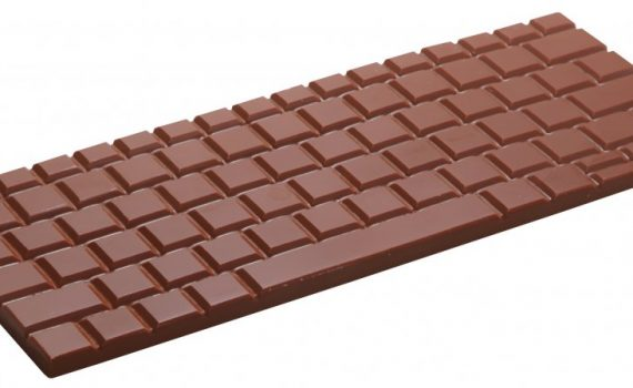 Chocolate Keyboard 200 g
