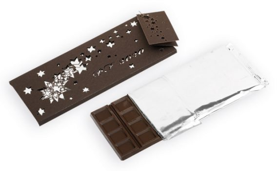 Dark chocolate 60% with cranberries, 175g