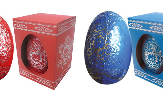Easter Chocolate Egg 400g