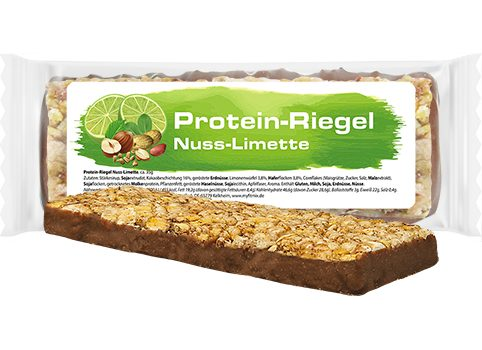 Express protein bar nut lime, ca. 35g, flowpack