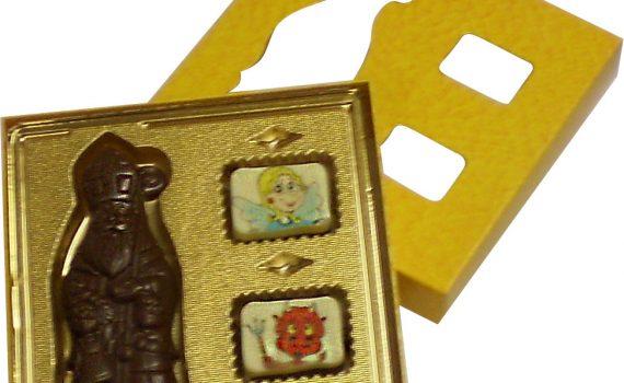 Gift Box - St. Nicholas 48g