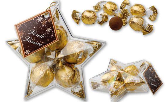 Italian hazelnut pralines in gift box, 74 g