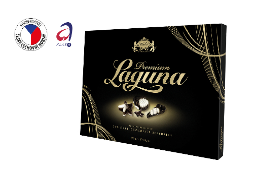 LAGUNA Premium Seafood chocolate 250 g