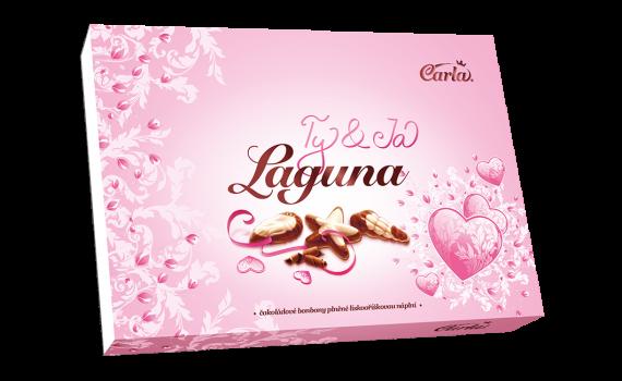 LAGUNA - Set Valentine 200 g