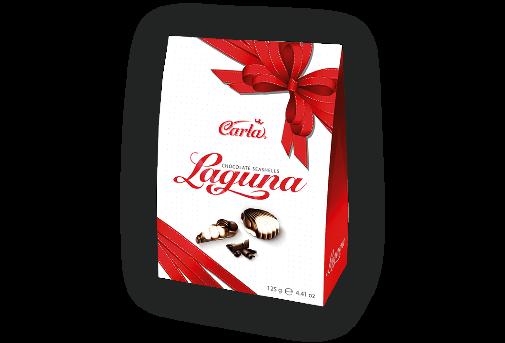 LAGUNA - chocolate seafood 125 g
