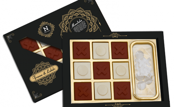 Promotion Chocolate Box 100 g
