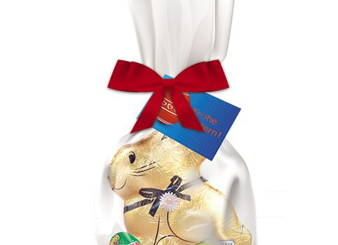 Chocolate Easter Bunny with Chocolate Easter Eggs 100 g
