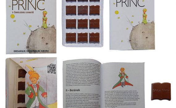 Chocolate Library 60g - Little Prince