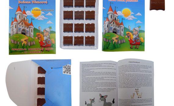 Chocolate library 60g - Božena Němcová