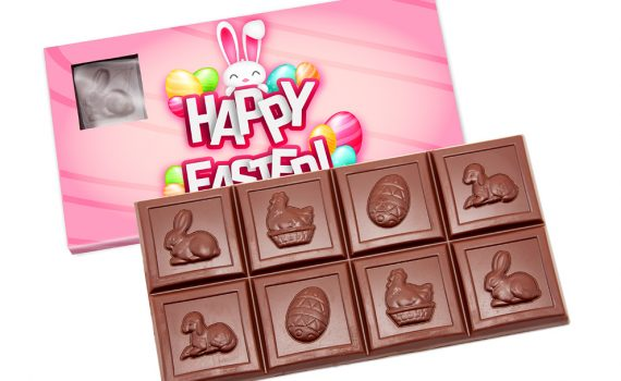 Easter Cube Chocolate 75 g