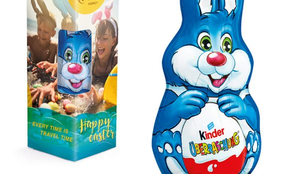 Kinder Chocolate Easter Bunny Maxi