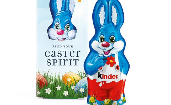 Kinder Chocolate Easter Bunny Mini