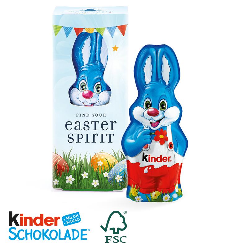 Kinder Chocolate Easter Bunny Mini