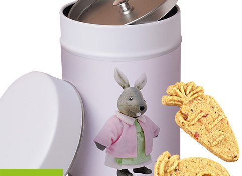 Organic carrot cookies 100g