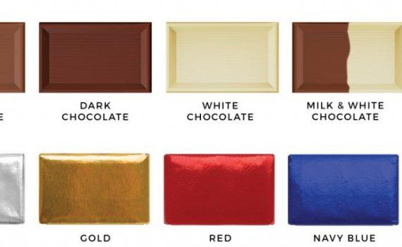 Promo Card – Chocolate Bar 10 g