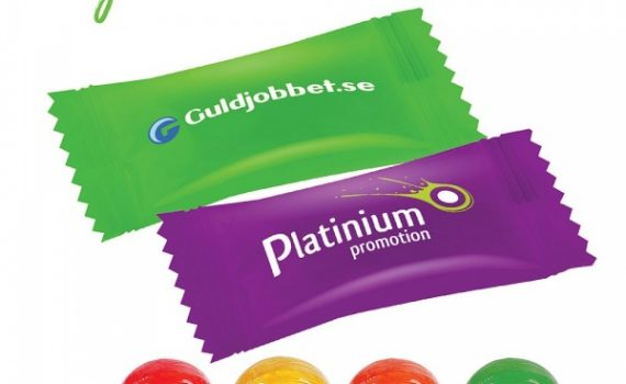 Promotion Candy pack 4 g