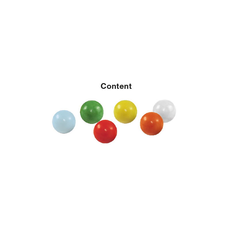 Promotion Chewing gum balls