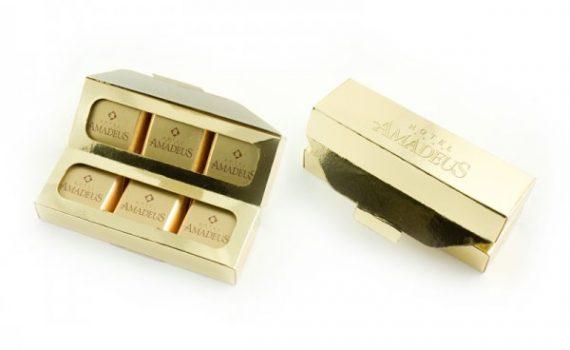 Promotion Set of 6 chocolates
