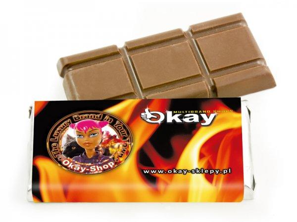 Small chocolates in unique shape