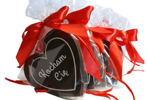 Valentine's Day - Maxi Chocolate Heart