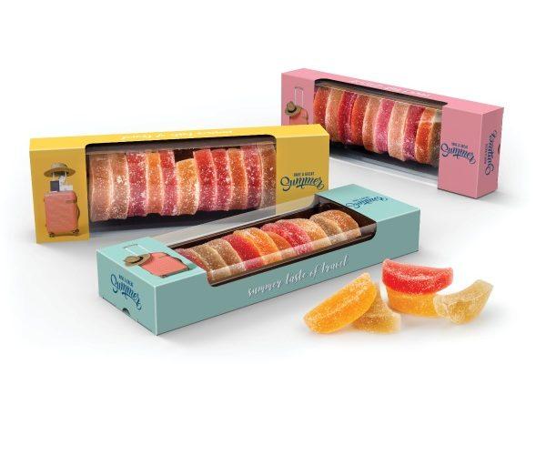 Promotion Fruit Jellies