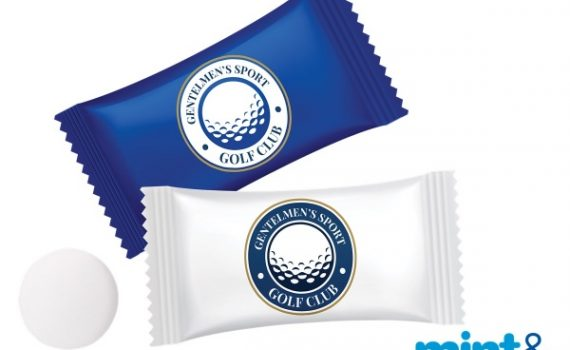 Promotion Mint chewing candy