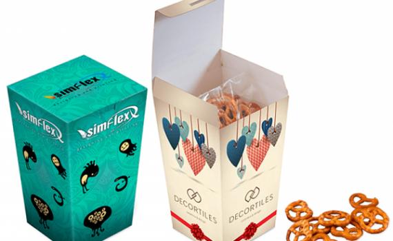 Promotion Pretzels in box 90 g