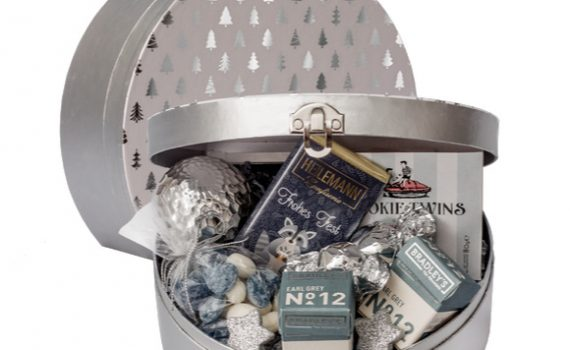 Promotion Winter Tea Box