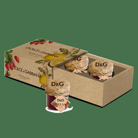 Promotion cardboard box with jams