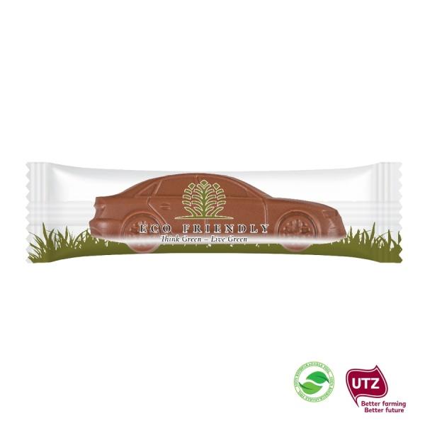 Promotion chocolate car 9 g
