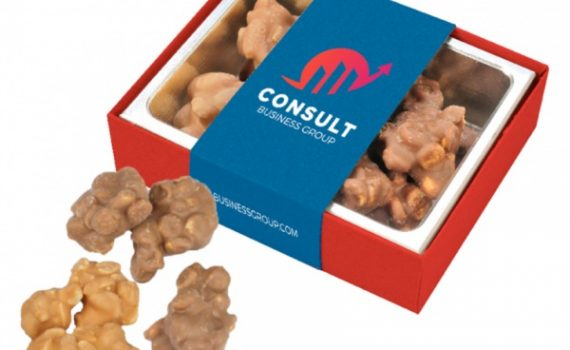 Promotion chocolate clusters 80 g