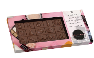 Promotion a bar of chocolate 100 g